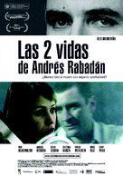 Les dues vides d'Andrés Rabadán - Spanish Movie Poster (xs thumbnail)