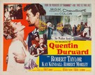 The Adventures of Quentin Durward - Movie Poster (xs thumbnail)