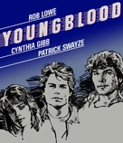 Youngblood - Blu-Ray cover (xs thumbnail)