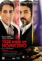 Tesis sobre un homicidio - Brazilian Movie Poster (xs thumbnail)
