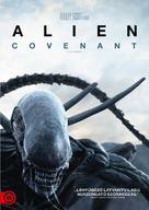 Alien: Covenant - Hungarian Movie Cover (xs thumbnail)