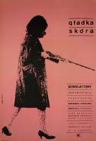 La peau douce - Polish Movie Poster (xs thumbnail)