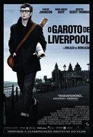 Nowhere Boy - Brazilian Movie Poster (xs thumbnail)