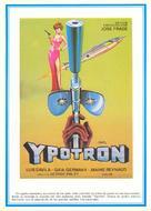 Agente Logan - missione Ypotron - Spanish Movie Poster (xs thumbnail)