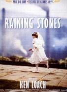 Raining Stones - French Movie Poster (xs thumbnail)