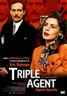 Triple agent - Italian Movie Poster (xs thumbnail)