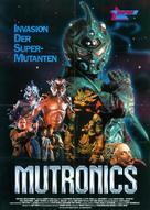 Guyver - German Movie Poster (xs thumbnail)
