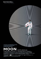 Moon - Portuguese Movie Poster (xs thumbnail)