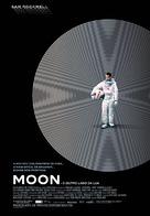Moon - Portuguese Movie Poster (xs thumbnail)