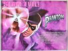 The Phantom - British Movie Poster (xs thumbnail)