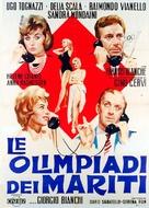 Le olimpiadi dei mariti - Italian Movie Poster (xs thumbnail)