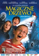 Magiczne drzewo - Polish Movie Poster (xs thumbnail)