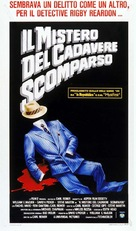 Dead Men Don't Wear Plaid - Italian Theatrical movie poster (xs thumbnail)
