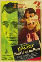 In a Lonely Place - Argentinian Movie Poster (xs thumbnail)