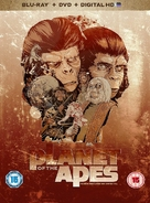Planet of the Apes - British Movie Cover (xs thumbnail)