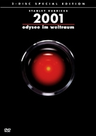 2001: A Space Odyssey - German Movie Cover (xs thumbnail)