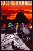 O Que É Isso, Companheiro? - Brazilian poster (xs thumbnail)