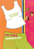 Große Mädchen weinen nicht - Spanish Movie Poster (xs thumbnail)