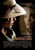 Changeling - Norwegian Movie Poster (xs thumbnail)