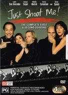 """Just Shoot Me!"" - Australian DVD movie cover (xs thumbnail)"