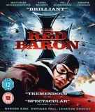Der rote Baron - British Movie Cover (xs thumbnail)