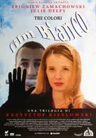 Trzy kolory: Bialy - Italian Movie Poster (xs thumbnail)