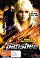 Banshee - Australian DVD movie cover (xs thumbnail)