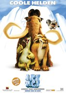 Ice Age - German Teaser movie poster (xs thumbnail)