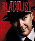 """The Blacklist"" - Blu-Ray movie cover (xs thumbnail)"