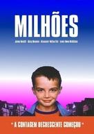 Millions - Portuguese DVD movie cover (xs thumbnail)