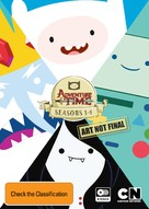 """Adventure Time with Finn and Jake"" - Australian DVD cover (xs thumbnail)"