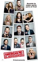 American Reunion - Argentinian Movie Poster (xs thumbnail)