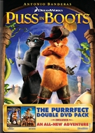 Puss in Boots: The Three Diablos - DVD cover (xs thumbnail)