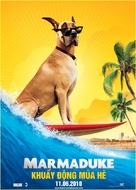 Marmaduke - Vietnamese Movie Poster (xs thumbnail)
