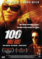 100 Mile Rule - French Movie Cover (xs thumbnail)
