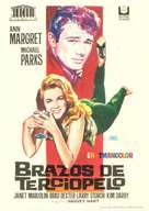 Bus Riley's Back in Town - Spanish Movie Poster (xs thumbnail)