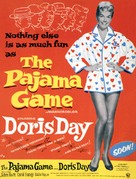 The Pajama Game - Movie Poster (xs thumbnail)