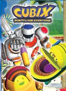 """Cubix: Robots for Everyone"" - DVD cover (xs thumbnail)"