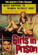 Girls in Prison - British DVD cover (xs thumbnail)