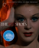 The Red Shoes - Blu-Ray movie cover (xs thumbnail)