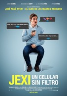 Jexi - Argentinian Movie Poster (xs thumbnail)