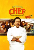 Chef - Canadian Movie Poster (xs thumbnail)