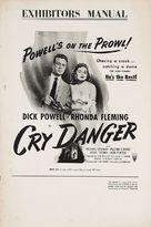 Cry Danger - poster (xs thumbnail)