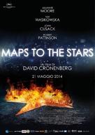Maps to the Stars - Italian Movie Poster (xs thumbnail)
