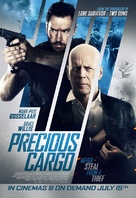 Precious Cargo - British Movie Poster (xs thumbnail)