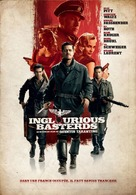 Inglourious Basterds - French Movie Cover (xs thumbnail)