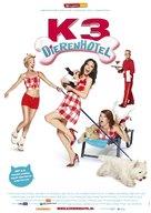 K3 Dierenhotel - Dutch Movie Poster (xs thumbnail)