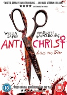Antichrist - British Movie Cover (xs thumbnail)
