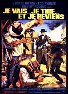 Vado... l'ammazzo e torno - French Movie Poster (xs thumbnail)