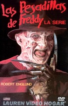 """Freddy's Nightmares"" - Spanish Movie Cover (xs thumbnail)"
